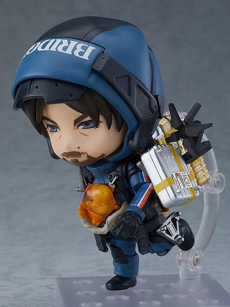 Death Stranding figurine Nendoroid Sam Porter Bridges Great Deliverer Ver. Good Smile Company