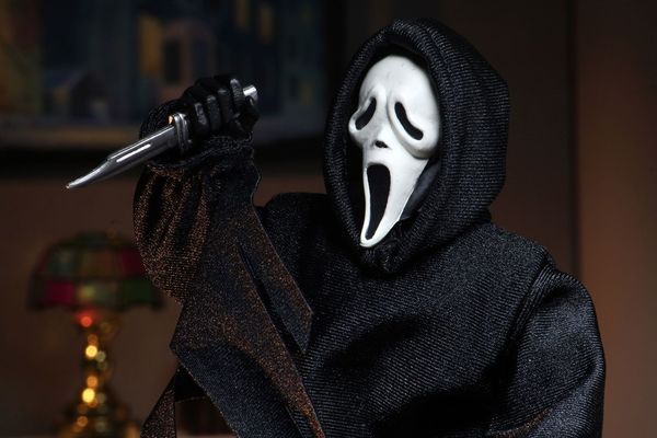 Scream figurine Retro Ghostface (Updated) Neca