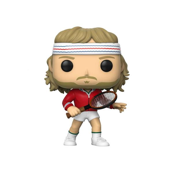Tennis Legends POP! Sports Vinyl figurine Björn Borg Funko