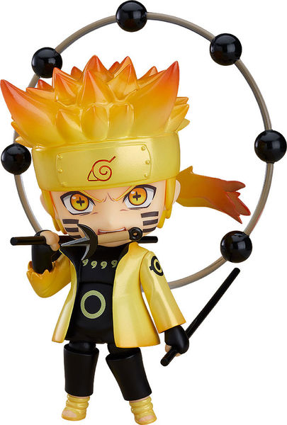 Naruto Shippuden Nendoroid figurine PVC Naruto Uzumaki Sage of the Six Paths Ver. Good Smile Company