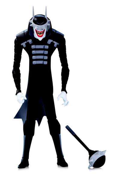 Batman The Adventures Continue figurine The Batman Who Laughs DC Collectibles