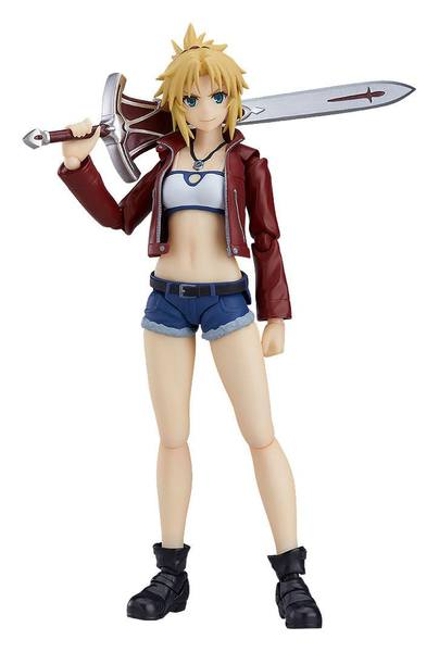 Fate/Apocrypha figurine Figma Saber of Red Casual Ver. Max Factory
