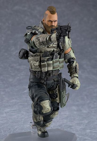 Call of Duty Black Ops 4 figurine Figma Ruin Good Smile Company