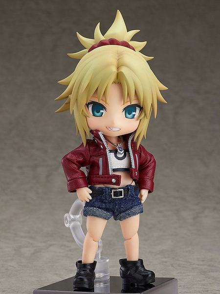 Fate/Apocrypha figurine Nendoroid Doll Saber of Red Casual Ver. Good Smile Company