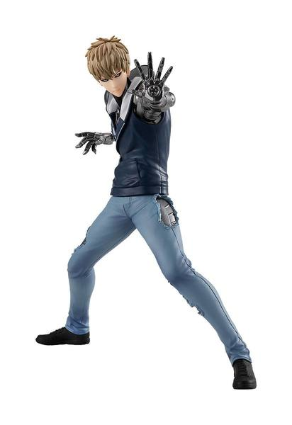 One Punch Man statuette PVC Pop Up Parade Genos good smile company