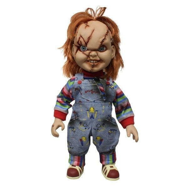 Child´s Play poupée parlante Chucky Mezco