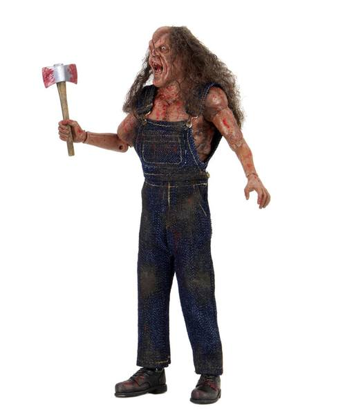 Butcher : La Légende de Victor Crowley figurine Retro Victor Crowley  Neca