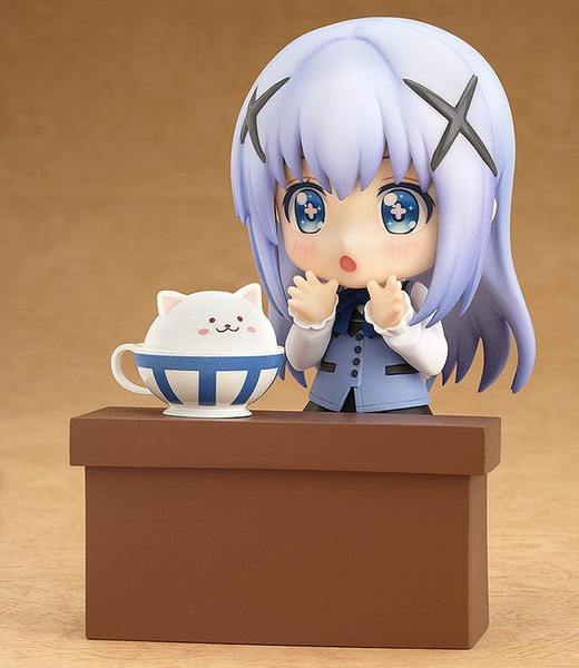 Is the Order a Rabbit figurine Nendoroid Chino Good Smile Company