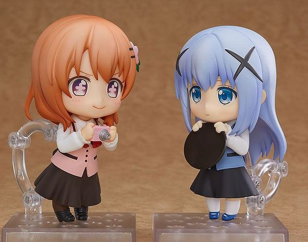 Is the Order a Rabbit figurine Nendoroid Cocoa Good Smile Company