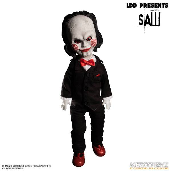 Saw Living Dead Dolls poupée Billy LDD Mezco