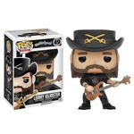 Motorhead POP! 49 Rocks Vinyl Figurine Lemmy Funko