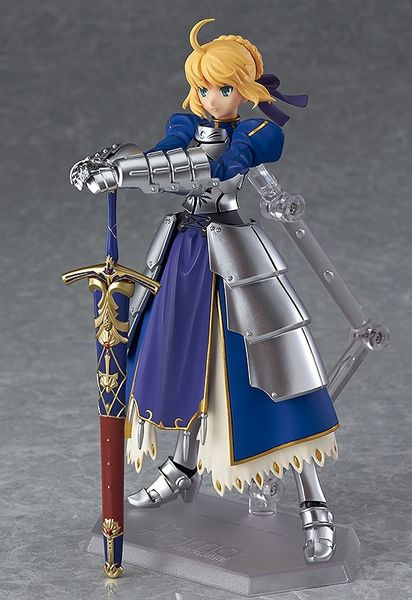 Fate/Stay Night figurine Figma Saber 2.0 Max Factory