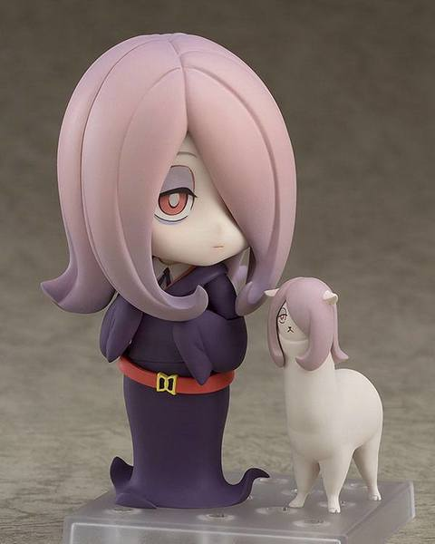 Little Witch Academia Nendoroid figurine Sucy Manbavaran Good Smile Company