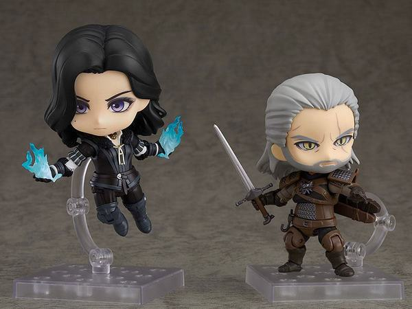 The Witcher 3 Wild Hunt figurine Nendoroid Yennefer