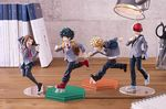 My Hero Academia statuette PVC Pop Up Parade Shoto Todoroki Tomy