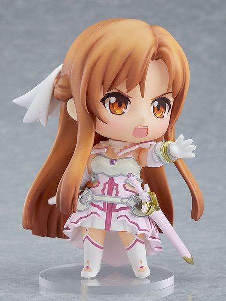 Sword Art Online : Alicization Nendoroid figurine PVC Asuna Stacia, the Goddess of Creation Good Smile Company