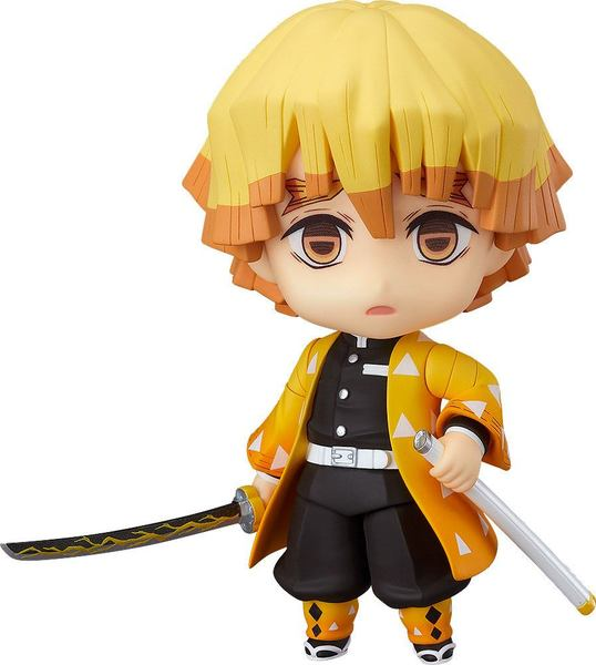 Kimetsu no Yaiba: Demon Slayer figurine Nendoroid Zenitsu Agatsuma good smile company