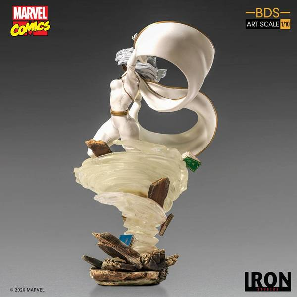 Marvel Comics statuette 1/10 BDS Art Scale x-MEN Storm Iron Studio
