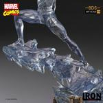 Marvel Comics statuette 1/10 BDS Art Scale x-MEN Iceman Iron Studio