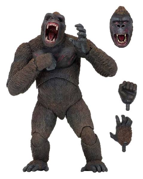 King Kong Action figurine 20 cm NECA