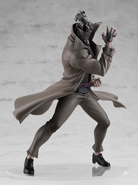 No Guns Life statuette PVC Pop Up Parade Juzo Inui Good Smile Company