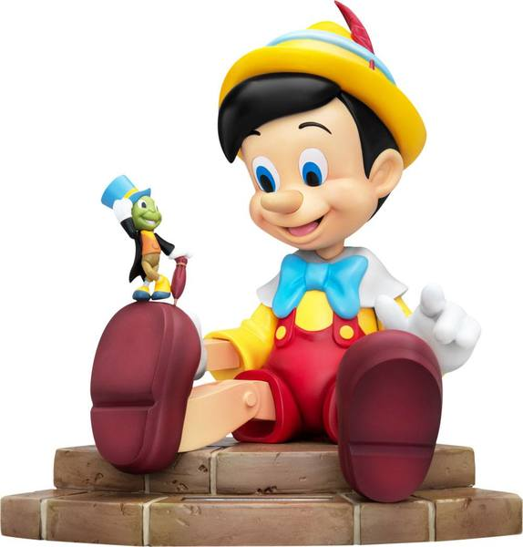 Disney statuette Master Craft Pinocchio Beast Kingdom