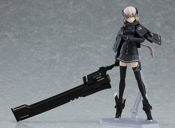 Heavily Armed High School Girls figurine Figma Ichi (Another) Max Factory