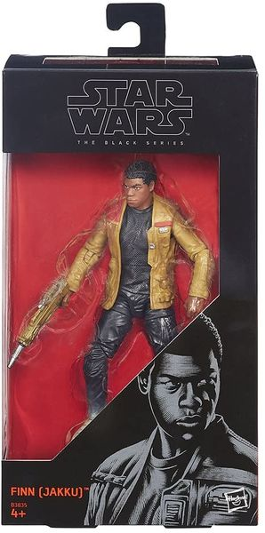 Star Wars Episode VII Black Series Finn (Jakku) 01 Hasbro