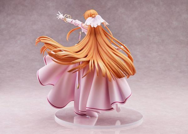 Sword Art Online Alicization statuette PVC 1/7 Asuna Goddess of Creation Stacia Aniplex