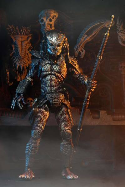 Predator 2 figurine Ultimate Guardian Predator Neca
