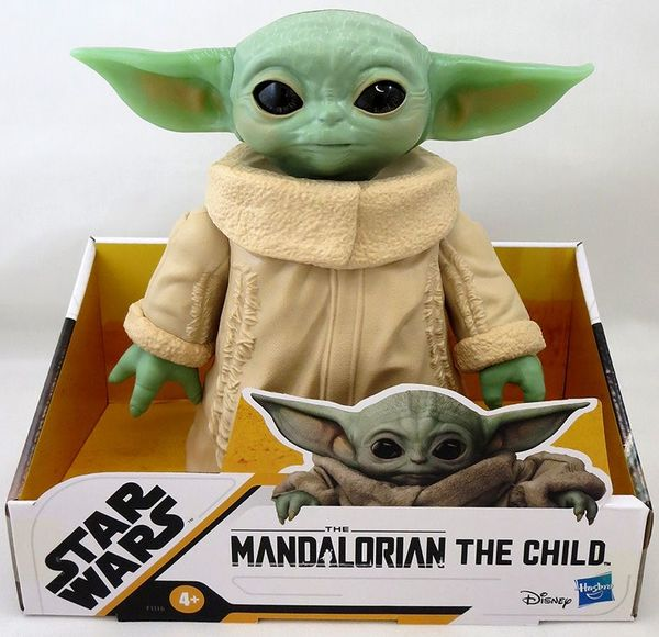 Star Wars The Mandalorian figurine The Child baby yoda 16 cm Hasbro