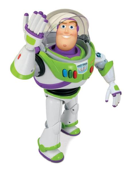 Toy Story figurine Karate Buzz 30 cm Thinkway Toys