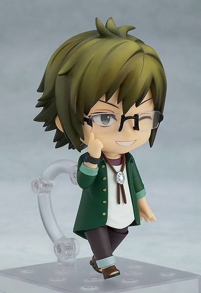 Idolish7 figurine Nendoroid Yamato Nikaido Orange Rouge