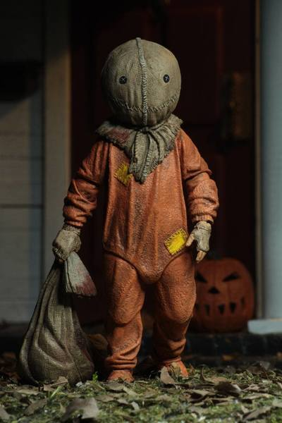 Trick R Treat figurine Ultimate Sam Neca