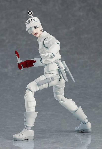 Cells at Work! figurine figma White Blood Cell Neutrophil  Max Factory