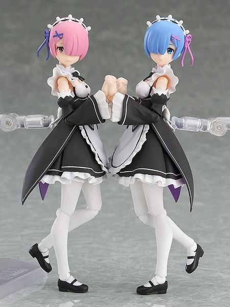 Re:ZERO -Starting Life in Another World- figurine Figma Rem Max Factory