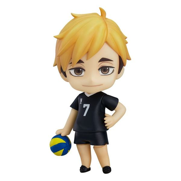 Haikyu!! figurine Nendoroid Atsumu Miya Orange Rouge
