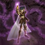 Saint Seiya Myth Cloth EX Deathmask du Cancer OCE Bandai