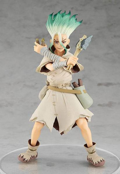 Dr. Stone statuette PVC Pop Up Parade Ruby Rose Good Smile Company