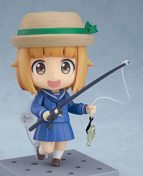 Diary of Our Days at the Breakwater figurine Nendoroid Hinata Tsurugi Good Smile Company