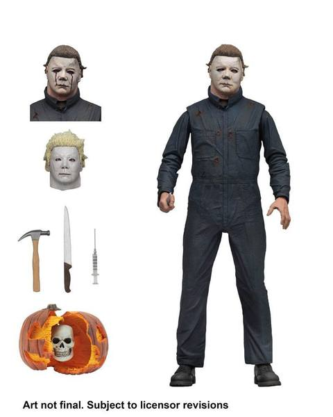 Halloween 2 figurine Ultimate Michael Myers Neca