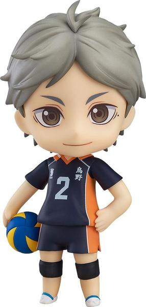 Haikyu!! Third Season figurine Nendoroid Koushi Sugawara Good Smile Company