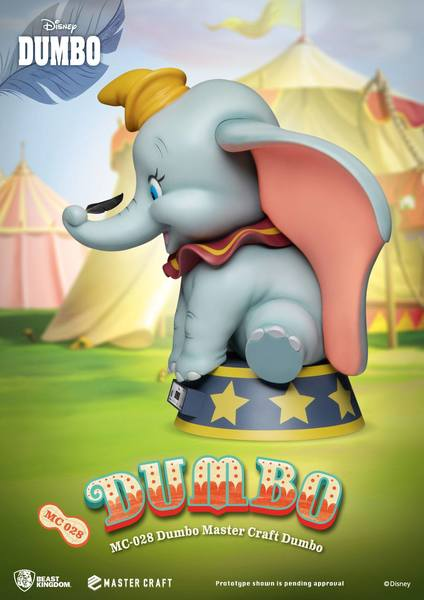 Dumbo statuette Master Craft Dumbo Beast Kingdom