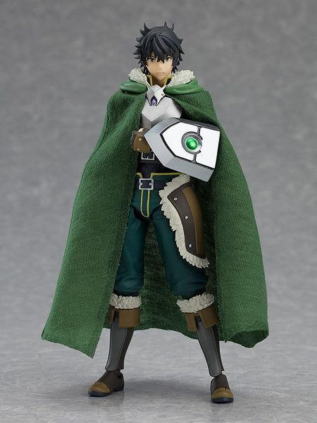 The Rising of the Shield Hero figurine Figma Naofumi Iwatani Max Factory