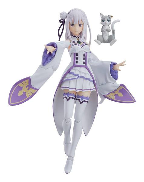 Re:ZERO -Starting Life in Another World- figurine Figma Emilia Max Factory