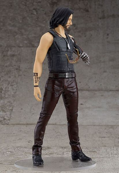 Cyberpunk 2077 statuette PVC Pop Up Parade Johnny Silverhand Good Smile Company