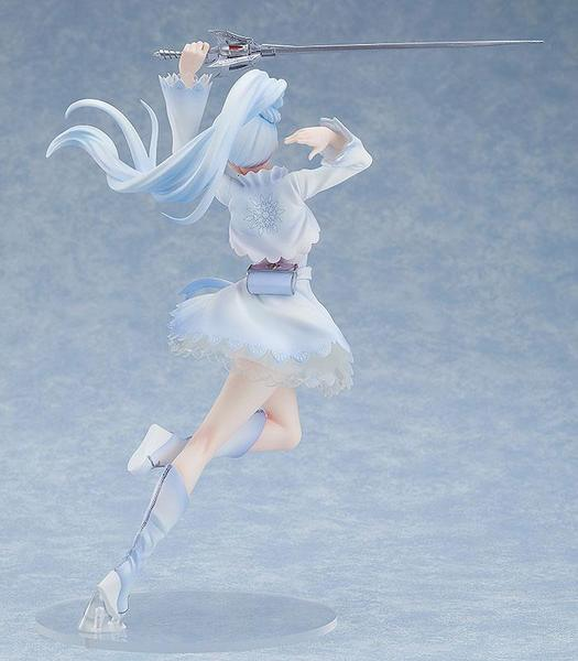 RWBY statuette PVC Pop Up Parade Weiss Schnee Good Smile Company
