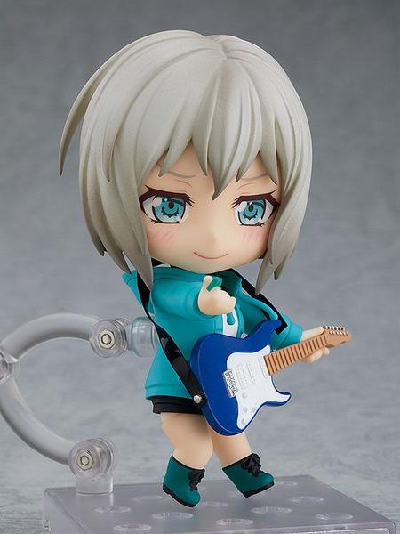 BanG Dream! Girls Band Party! figurine Nendoroid Moca Aoba Stage Outfit Ver. Good Smile Company