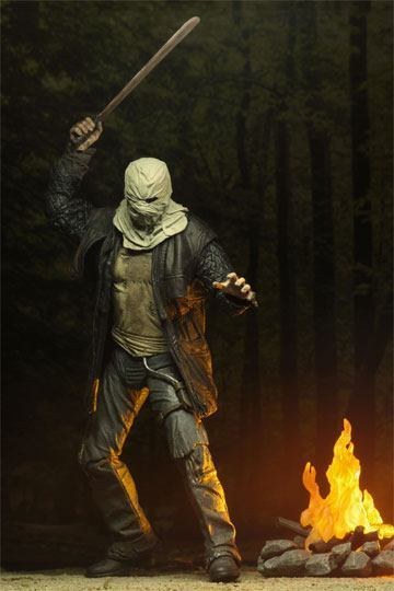 Vendredi 13 (2009) figurine Ultimate Jason Neca