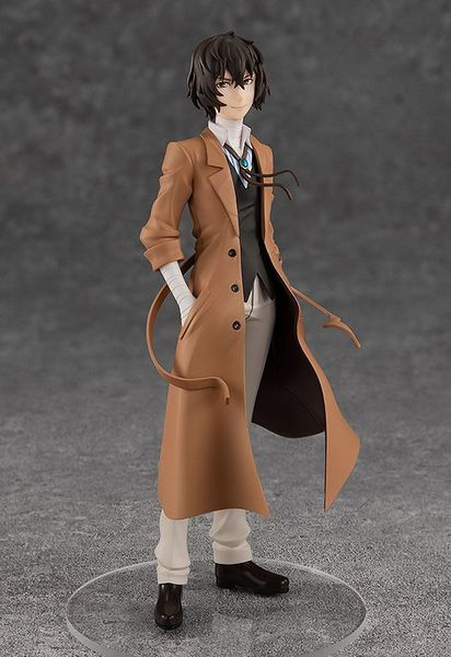 Bungo Stray Dogs statuette PVC Pop Up Parade Osamu Dazai Orange Rouge